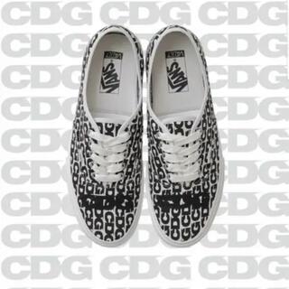 コムデギャルソン(COMME des GARCONS)のCDG vans authentic LX ギャルソン  27.5(スニーカー)