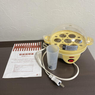【激安】SOLEIL 電気ゆでたまご器 自動 時短 便利(調理道具/製菓道具)