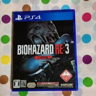 PlayStation4 - PS4 バイオハザードRE:3 Z:Version BIOHAZARD RE:3