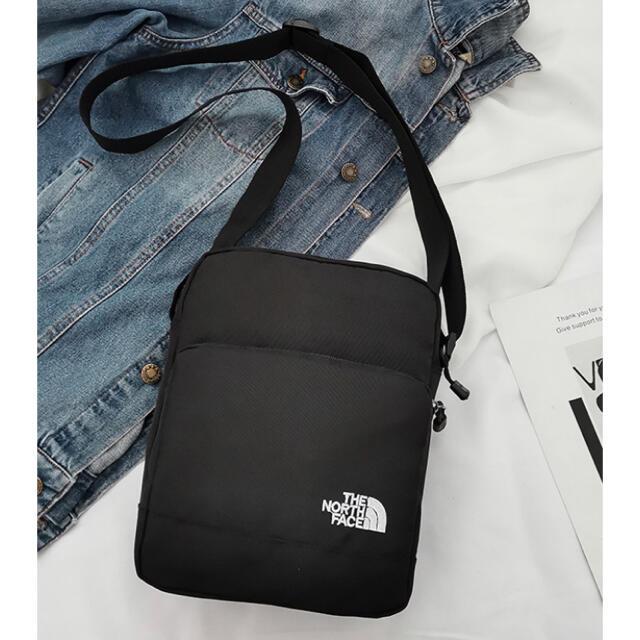 THE NORTH FACE(ザノースフェイス)の【THE NORTH FACE】日本未発売モデル コンパクトショルダーバック メンズのバッグ(ショルダーバッグ)の商品写真