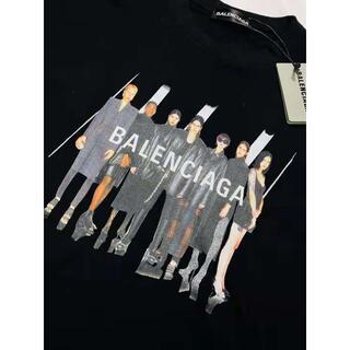 Balenciaga - 1314 BALENCIAGA バレンシアガ 半袖TシャツL