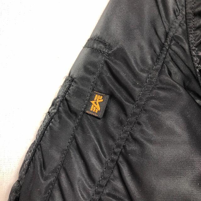 niko and...(ニコアンド)のALPHAINDUSTRIESINC.のダウン メンズのジャケット/アウター(ダウンジャケット)の商品写真