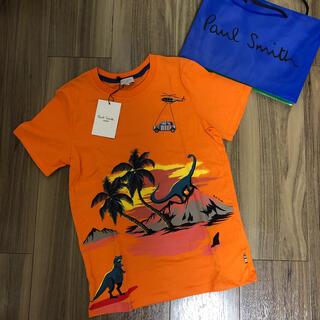 Paul Smith - 新品 ポールスミスジュニア Tシャツ 10a ミニクーパー