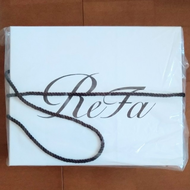 ReFa(リファ)のリファReFa BEAUTECH DRYER /正規品ホワイト系新品未使用品 スマホ/家電/カメラの美容/健康(ドライヤー)の商品写真