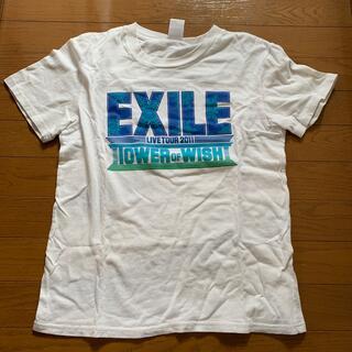 エグザイル(EXILE)のEXILE 2011 ツアーTシャツ(男性タレント)