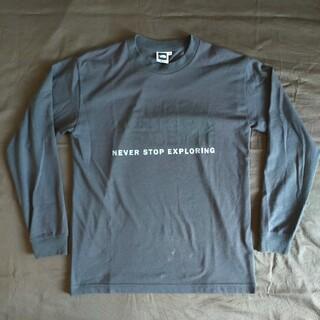 THE NORTH FACE - ノースフェイス ロングTシャツ サイズ メンズS