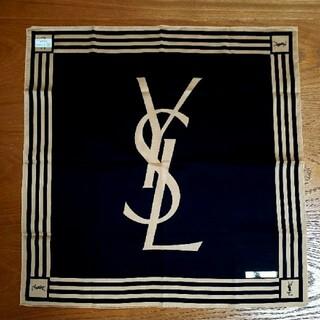Saint Laurent - YSL イヴサンローラン  ハンカチ 新品