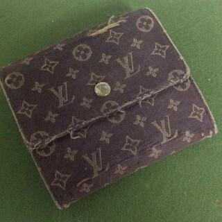 LOUIS VUITTON - LOUIS VUITTON■正規品■ ヴンテージ風ダブルホック式財布