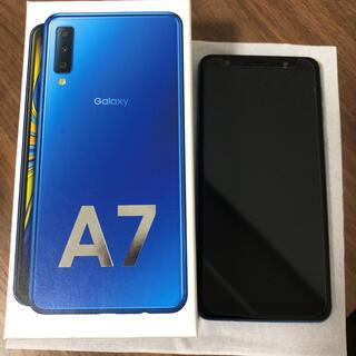 Galaxy - GALAXY A7 ギャラクシー