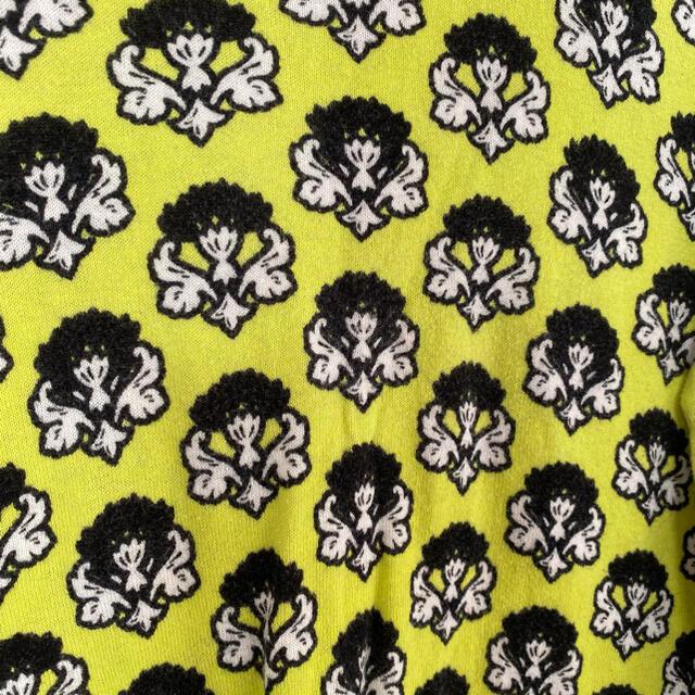 moussy(マウジー)のmoussy 柄トップス レディースのトップス(シャツ/ブラウス(長袖/七分))の商品写真