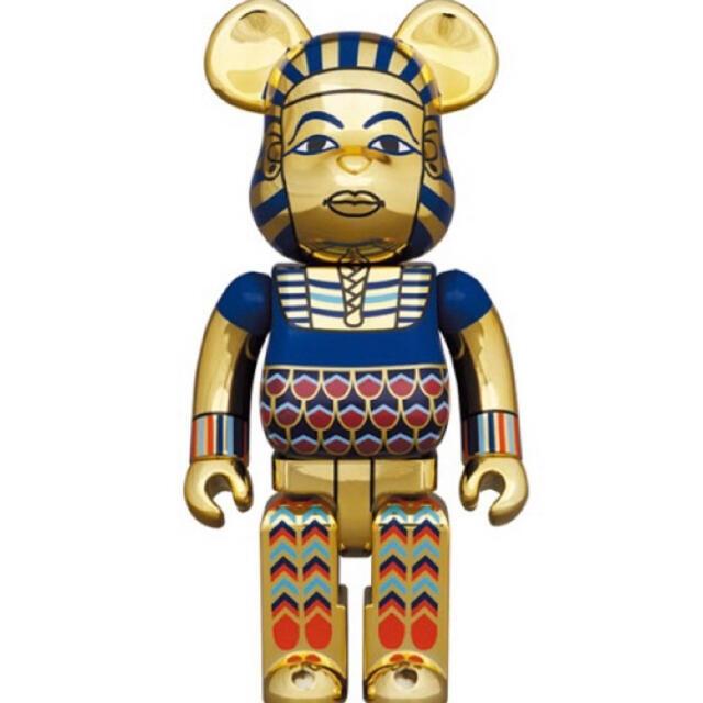 MEDICOM TOY(メディコムトイ)の新品 送料込 BE@RBRICK ANCIENT EGYPT 400% エジプト エンタメ/ホビーのフィギュア(その他)の商品写真