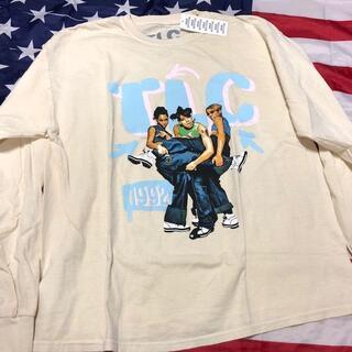 アーバンアウトフィッターズ(Urban Outfitters)の岩橋玄樹着用★TLC バンドTシャツ キンプリ(Tシャツ/カットソー(七分/長袖))