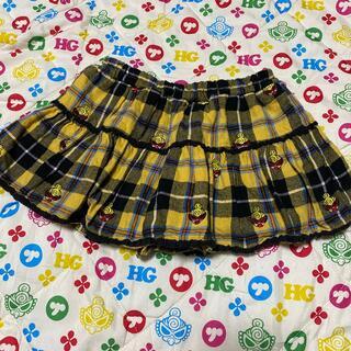 HYSTERIC MINI - ヒステリックミニ 刺繍スカート