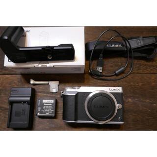 パナソニック(Panasonic)のゆきき様専用gx7mk2 シルバー DMC-GX7MK2 シャッター数1915回(ミラーレス一眼)