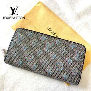 LOUIS VUITTON - 美品 ルイヴィトン 長財布 ポップライン ジッピーウォレット M68662
