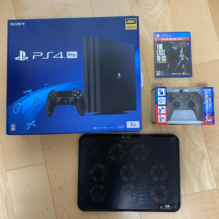 PlayStation4 - PlayStation4 Pro 本体 1TB CUH-7200BB01セット
