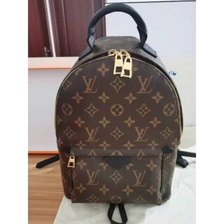 LOUIS VUITTON - 美品 ルイヴィトン パームスプリングス バックパック PM