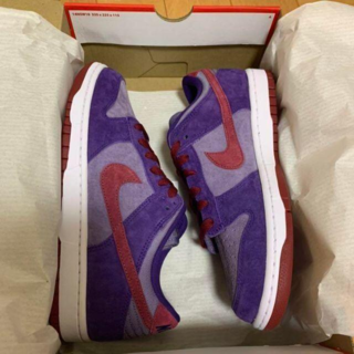 NIKE SB DUNK LOW SP PLUM 26cm(スニーカー)