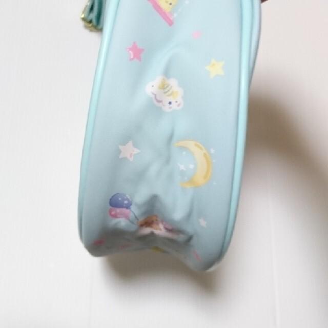 サンリオ(サンリオ)のサンリオ シナモロール バッグ 水色  エンタメ/ホビーのおもちゃ/ぬいぐるみ(キャラクターグッズ)の商品写真