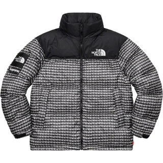 Supreme - Mサイズ 黒 Supreme North Face Studded Nuptse