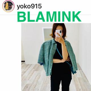 Drawer - BLAMINK ブラミンク チェック ジャケット シャツ