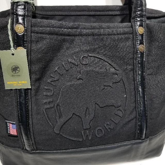HUNTING WORLD(ハンティングワールド)のハンティングワールド キャンバストートバック メンズのバッグ(トートバッグ)の商品写真