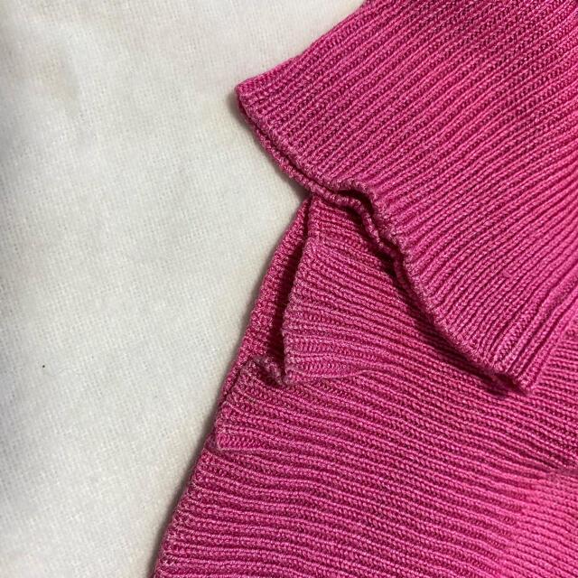TOMORROWLAND(トゥモローランド)のTOMORROWLAND tricot シルク ニット メンズのトップス(ニット/セーター)の商品写真