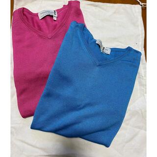 TOMORROWLAND - TOMORROWLAND tricot シルク ニット