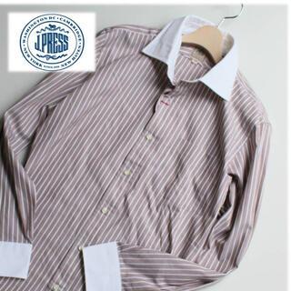 J.PRESS - 《ジェイプレス》新品訳有 100%スーパーコットン クレリックシャツ 41-85