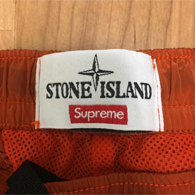 Supreme(シュプリーム)のSupreme Stone Island Nylon Metal Pant メンズのパンツ(ワークパンツ/カーゴパンツ)の商品写真