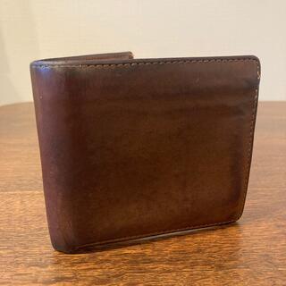 ホワイトハウスコックス(WHITEHOUSE COX)のWhitehouseCox ホワイトハウスコックス  折り財布(折り財布)