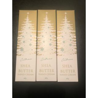セイカツノキ(生活の木)の3本 生活の木 シアバター ハンドクリーム シトラス 60g(ハンドクリーム)