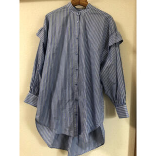 ENFOLD - マロン様専用!5/11までお取り置き!ENFOLD サンプル ロングシャツ