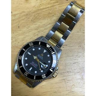 エルジン(ELGIN)のエルジン ダイバー 稼働 ジャンク(腕時計(アナログ))