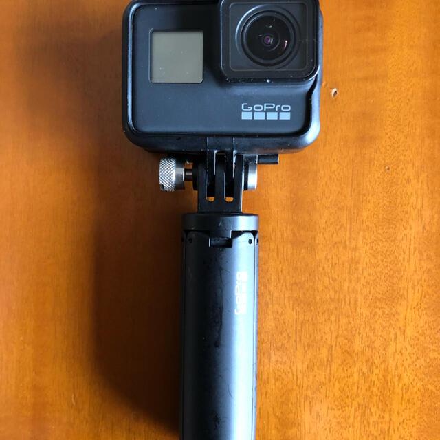 GoPro(ゴープロ)のGoPro HERO7 Black スマホ/家電/カメラのカメラ(コンパクトデジタルカメラ)の商品写真