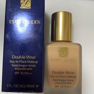 エスティローダー(Estee Lauder)のエスティローダーダブルウェア♯36サンド(ファンデーション)