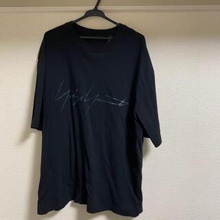 Y-3 - y-3 Tシャツ yohji yamamotoヨウジヤマモト  ブラック