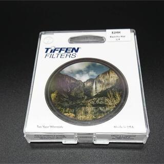 Tiffen 82mm Black Pro-mist 1/4 フィルター(フィルター)