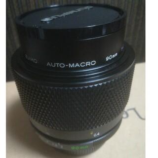 OLYMPUS - 希少レンズ zuiko auto-macro 90mm
