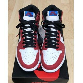 27.5cm SPIDERMAN × NIKE AIR JORDAN 1