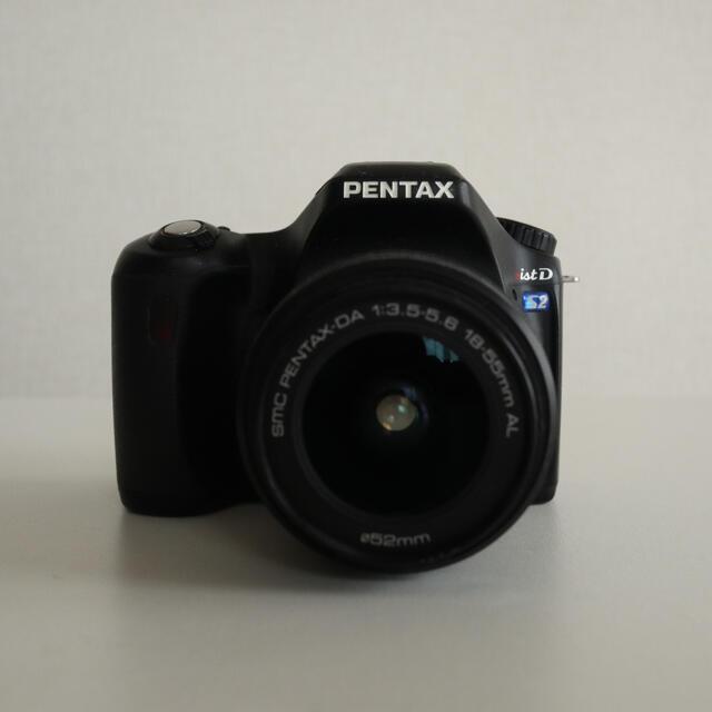 PENTAX(ペンタックス)のPENTAX istDS2 レンズキット スマホ/家電/カメラのカメラ(デジタル一眼)の商品写真