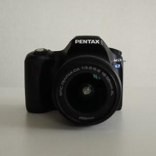 ペンタックス(PENTAX)のPENTAX istDS2 レンズキット(デジタル一眼)