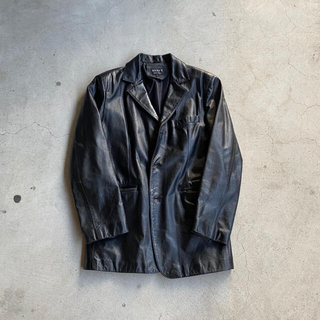 ART VINTAGE - USED leather jacket