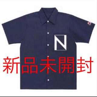 Nissy ネイビーシャツ