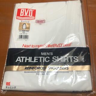 B.V.D - BVD メンズ 肌着/ランニングシャツ/LL