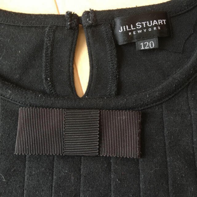 JILLSTUART NEWYORK(ジルスチュアートニューヨーク)のジルスチュアートニューヨーク ワンピース 120 キッズ/ベビー/マタニティのキッズ服女の子用(90cm~)(ワンピース)の商品写真