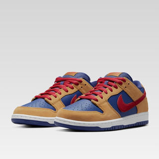 NIKE - NIKE SB Dunk Low Wheat And Purple 24.5cm