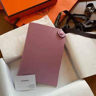 Hermes - 新品新色❣️今年購入❣️正規エルメスパスポートケースエプソン