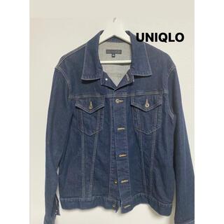 ユニクロ(UNIQLO)のメンズデニムジャケット ユニクロ(Gジャン/デニムジャケット)