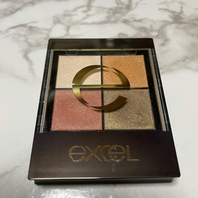 エクセル リアルクローズシャドウ CS12 ウェッジソール コスメ/美容のベースメイク/化粧品(アイシャドウ)の商品写真